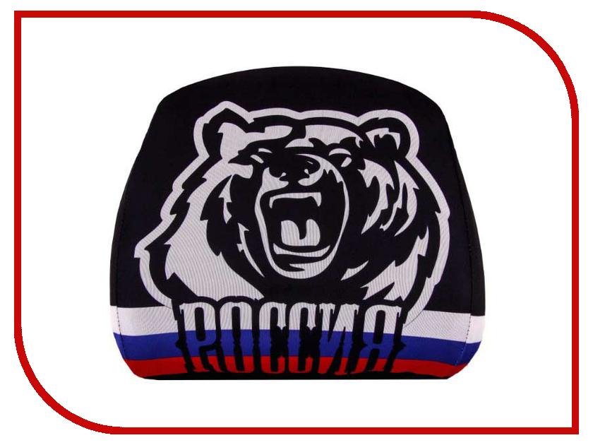 Аксессуар Skyway Россия Медведь L S05801011 Чехол подголовника