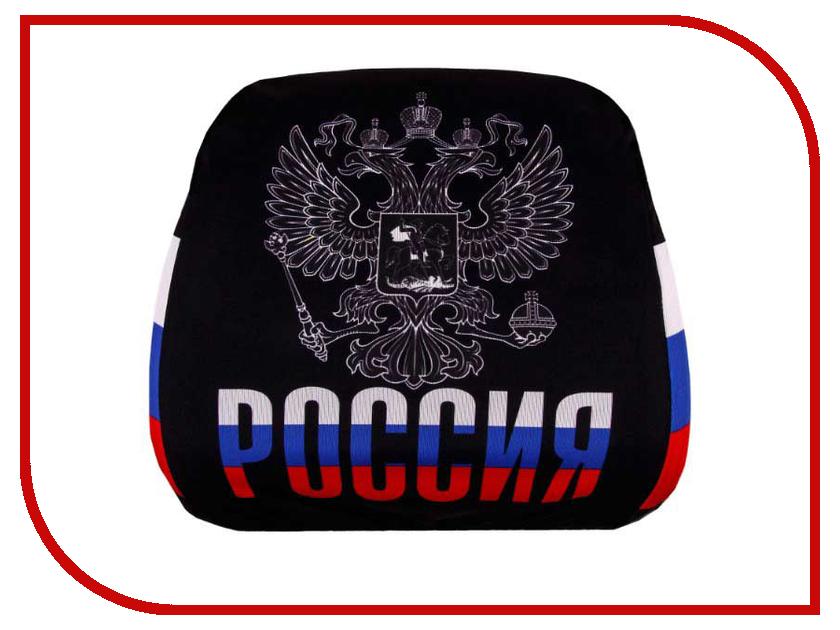 Аксессуар Skyway Россия Герб M S05801010 Чехол подголовника