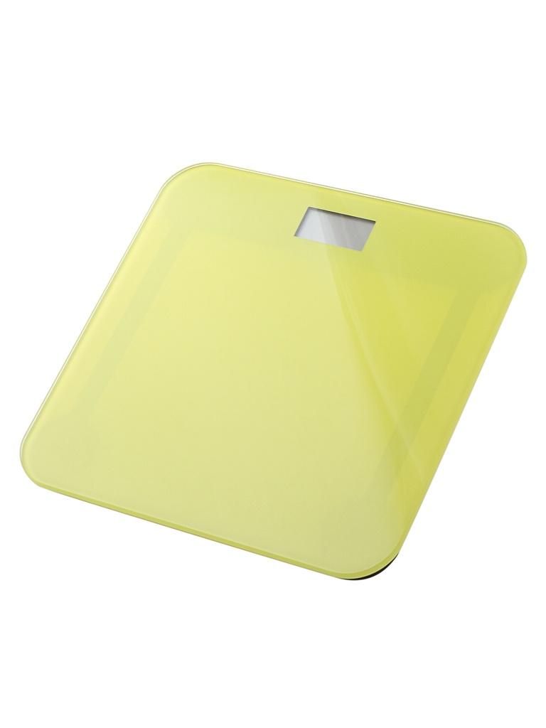 все цены на Весы напольные Kitfort KT-804-4 Yellow онлайн