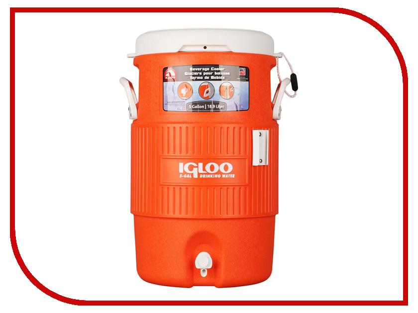 Термоконтейнер Igloo 5 Gal Orange