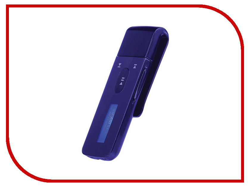 Плеер Qumo Liberty 8Gb Violet