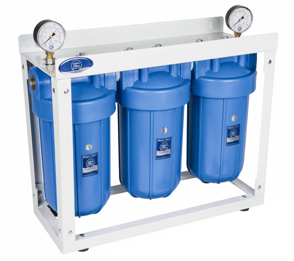 Фильтр для воды Aquafilter 10ВВ HHBB10B