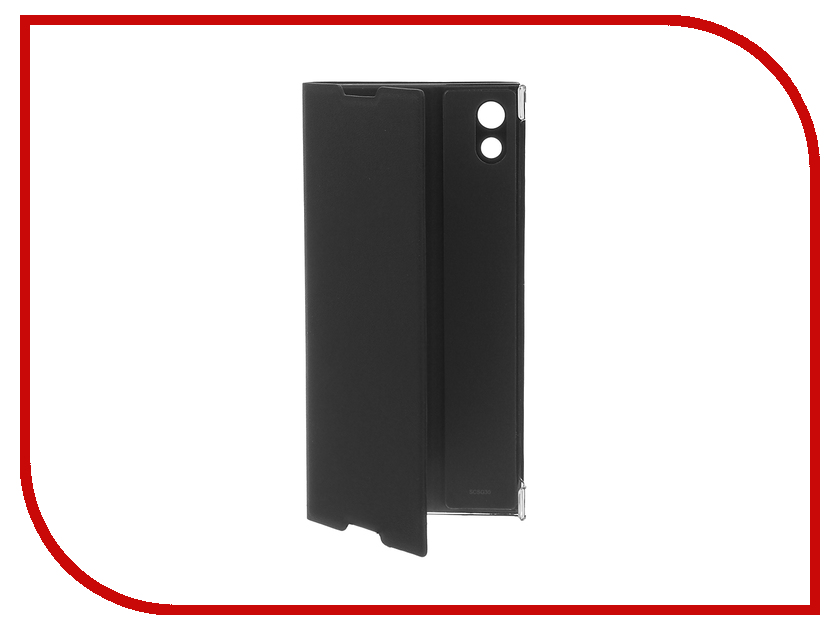 Аксессуар Чехол Sony Xperia XA1 Cover Stand SCSG30 Black