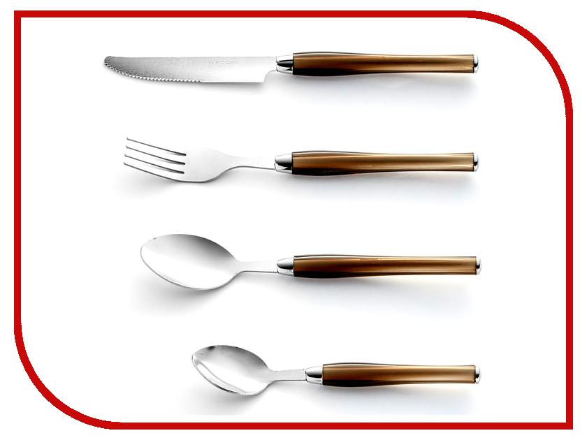 Кухонная принадлежность Webber Набор столовых приборов BE-016P24/14