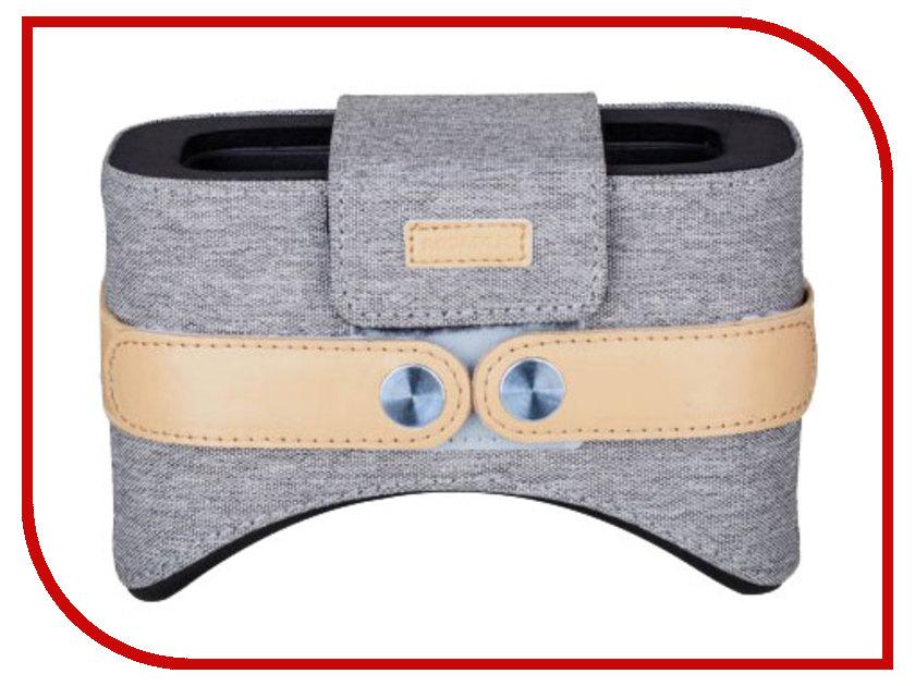 Очки виртуальной реальности MOMAX Stylish VR Box Grey