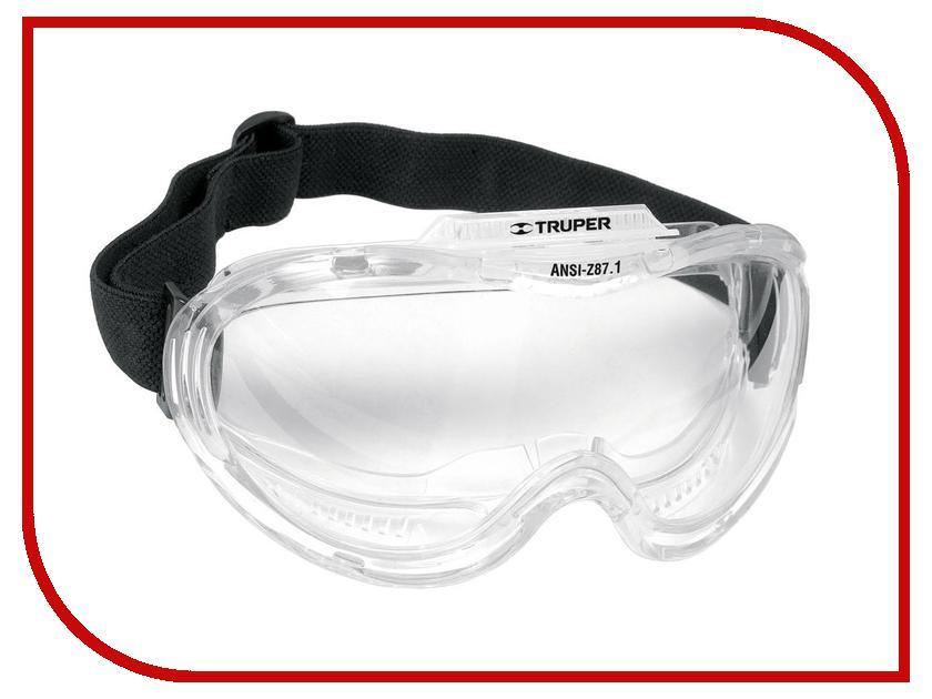 Аксессуар Очки защитные Truper Т-14214 инструмент truper т 12834