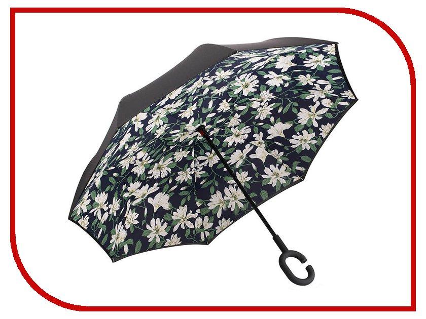 Зонт Suprella Pro Premium Black-Flower