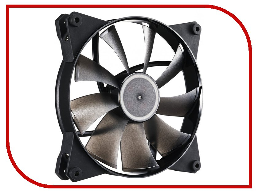 Вентилятор Cooler Master MasterFan Pro 140 Air Flow MFY-F4NN-08NMK-R1 анорак уфа