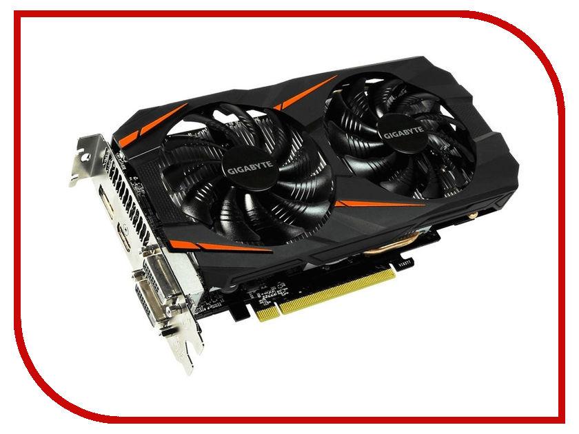 Видеокарта GigaByte GeForce GTX 1060 1531Mhz PCI-E 3.0 6144Mb 8008Mhz 192 bit 2xDVI HDMI HDCP Windforce GV-N1060WF2-6GD видеокарта asus geforce gtx 1060 1620mhz pci e 3 0 6144mb 8208mhz 192 bit dvi hdmi hdcp rog strix gtx1060 o6g gaming