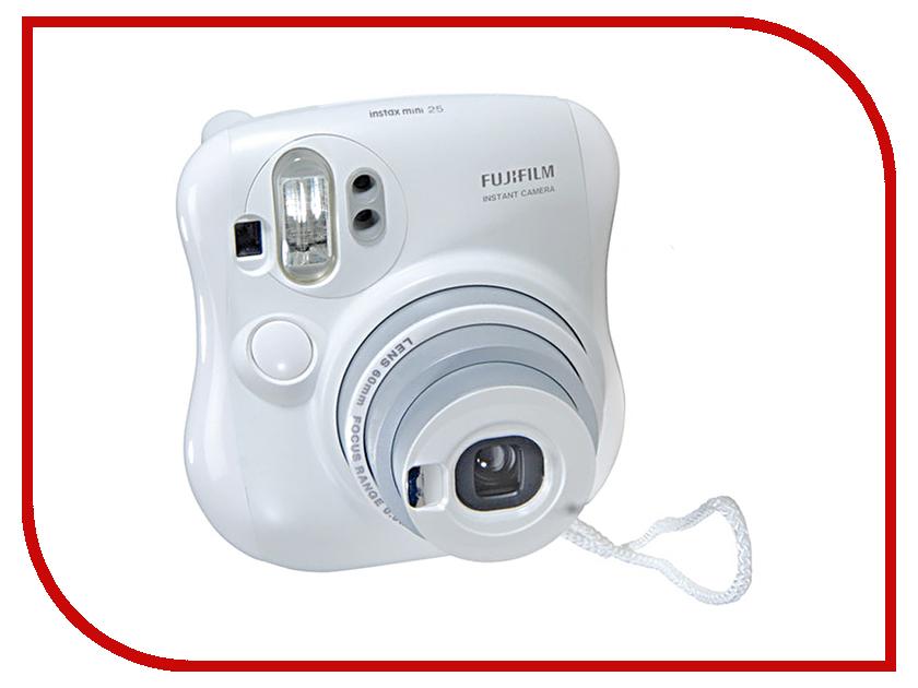 Фотоаппарат FujiFilm 25 Instax Mini White