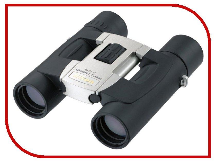 Бинокль Nikon 8x25 Sport Lite DCF Silver
