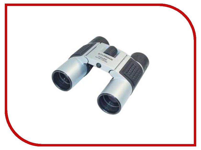 Бинокль Sturman 10x25 Silver бинокль sturman 10–30x60