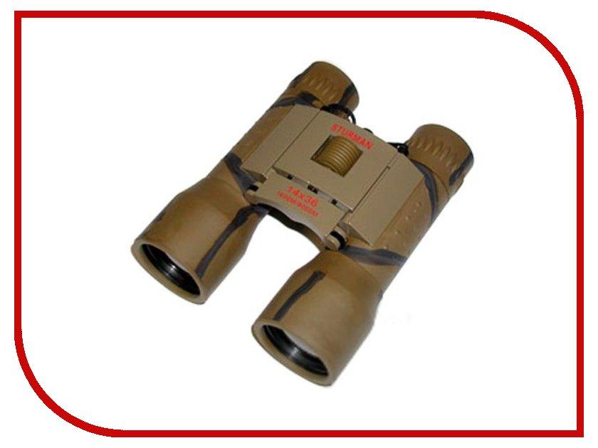 Бинокль Sturman 14x36 бинокль sturman 20x60