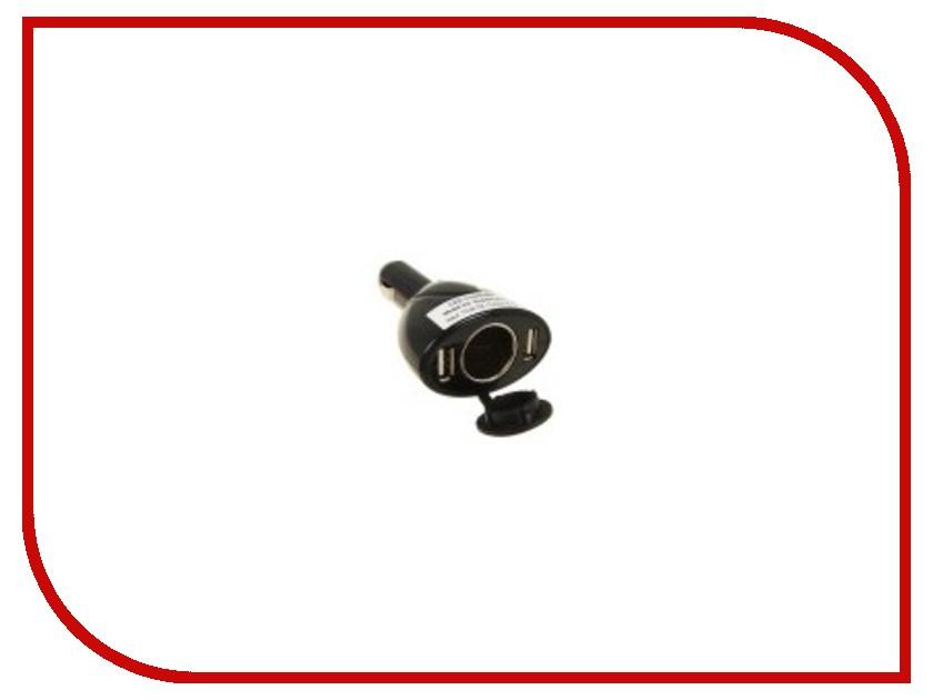 Зарядное устройство Зарядное устройство автомобильное USB-2x Espada ACU 7.5 - 1000 mA
