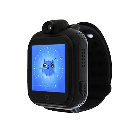 Smart Baby Watch G10 Black z4 smart watch leather strap black
