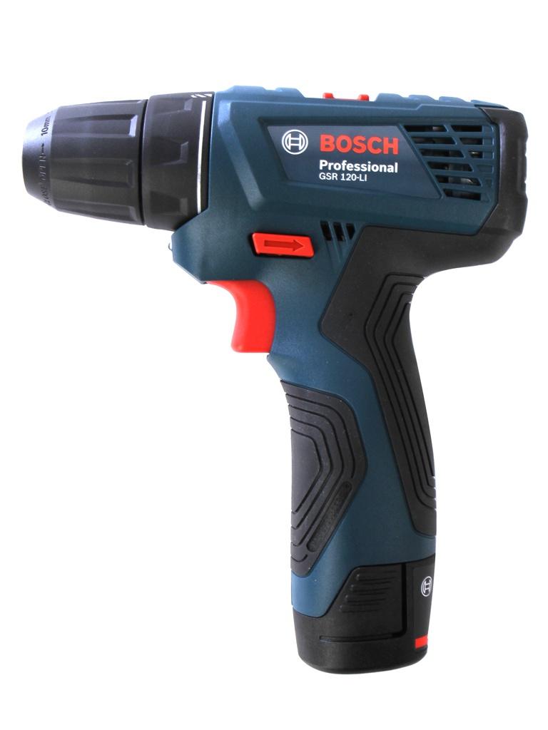 Электроинструмент Bosch GSR 120-LI 06019F7001