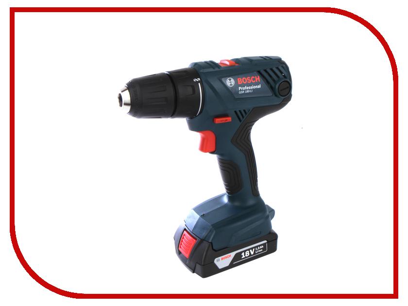Электроинструмент Bosch GSR 180-LI 06019F8120 bosch gsr 10 8 2 li 0601992906
