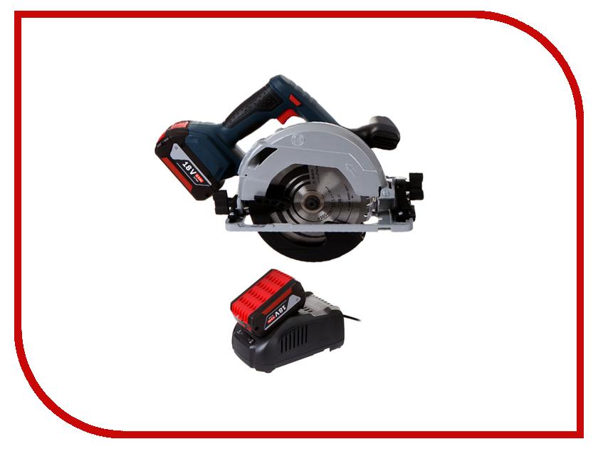 Пила Bosch GKS 18V-57 G 06016A2100 дисковая пила bosch gks 190 0 601 623 000