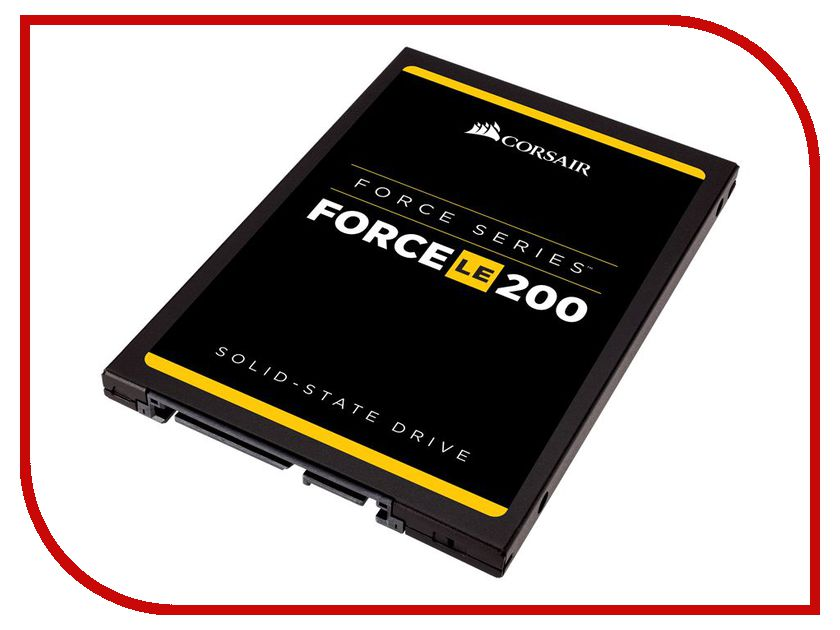 все цены на Жесткий диск 120Gb - Corsair Force LE200 CSSD-F120GBLE200C
