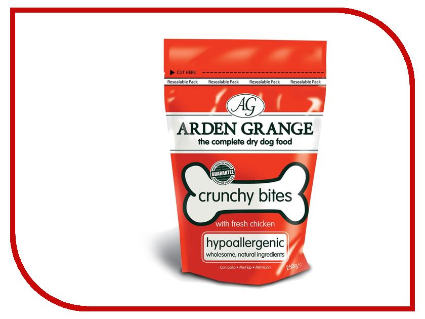 Лакомство Arden Grange с курицей 0.25kg для собак AG503013 ag605281 arden grange