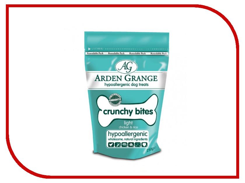 Лакомство Arden Grange диетическое, низкокалорийное, с курицей 0.25kg для собак AG506014 ag605281 arden grange