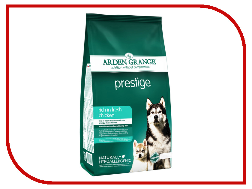 Корм Arden Grange Adult Dog Prestige 2kg для взрослых собак AG610285