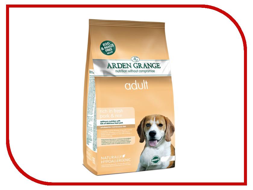 Корм Arden Grange со свининой и рисом 2kg для взрослых собак AG626286 ag605281 arden grange