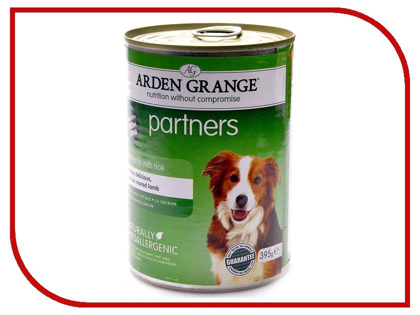 Корм Arden Grange с ягненком и рисом 0.395kg для собак AG820011 ag605281 arden grange