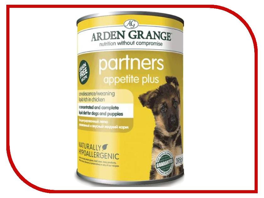 ag825016 arden grange Корм Arden Grange Суп с курицей 0.395kg для собак и щенков AG827010