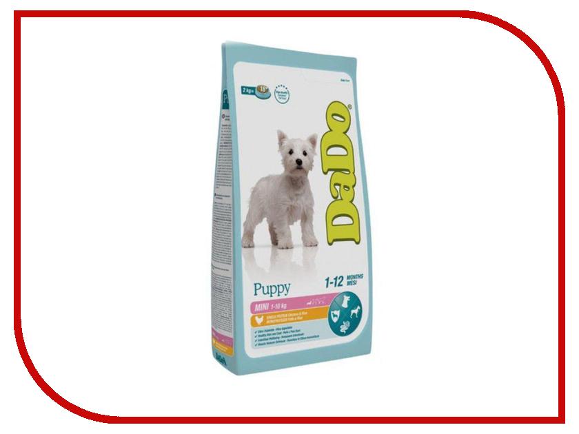 Корм DaDo Puppy Курица с рисом 700g для щенков мелких пород DD650018 корм сухой ontario puppy mini для щенков мелких пород с ягненком и рисом 750 г