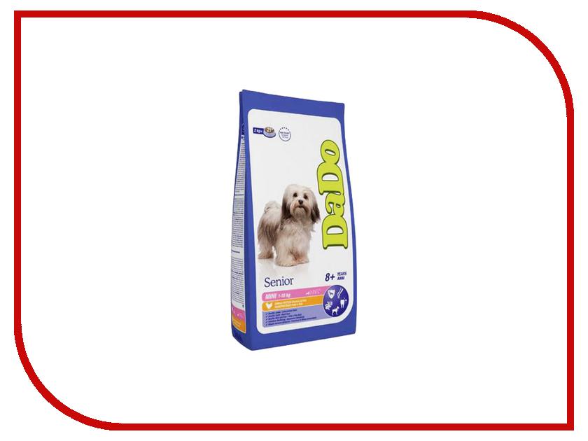Корм DaDo Курица с рисом 2kg для стареющих собак мелких пород DD665029 клей активатор для ремонта шин done deal dd 0365