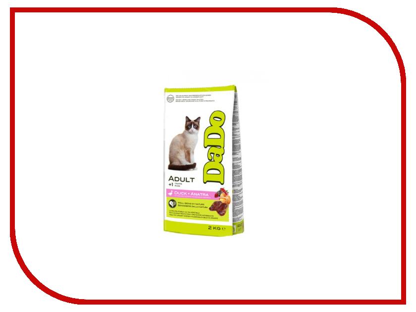 Корм DaDo Утка с рисом 400g для кошек DD765040 клей активатор для ремонта шин done deal dd 0365