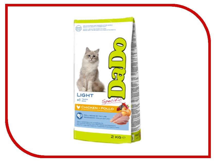 Корм DaDo Курица с рисом 400g низкокалорийный для кошек DD769048 магазин села в уфе адреса 2017