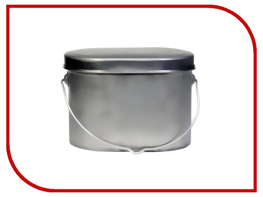 Посуда Роза ветров Котелок низкий 1.3л крышка без ручек Кон-1.3
