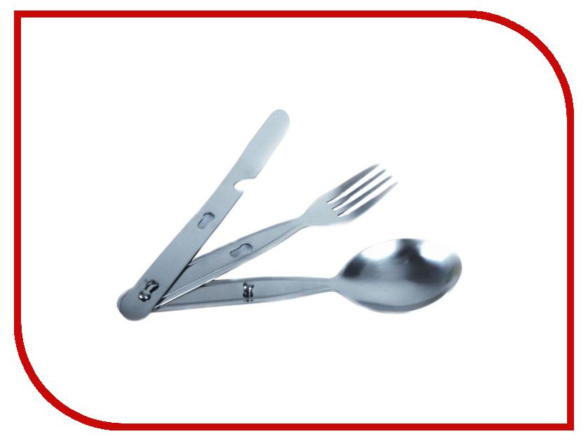 Посуда KingCamp Mess Kit ложка-вилка-нож