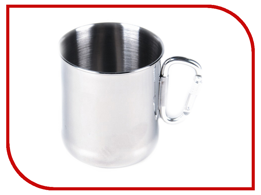 Кружка KingCamp Stainless Steel Mug 250ml термокружка emsa travel mug 360 мл 513351