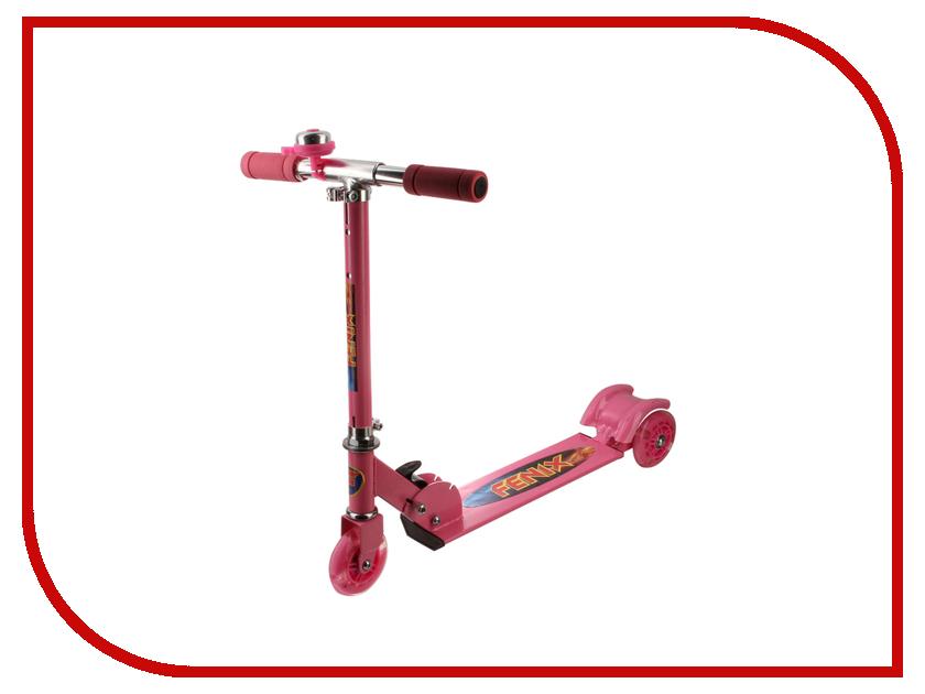 Самокат Fenix CMS018-1 Pink жезл сигнальный fenix ad202