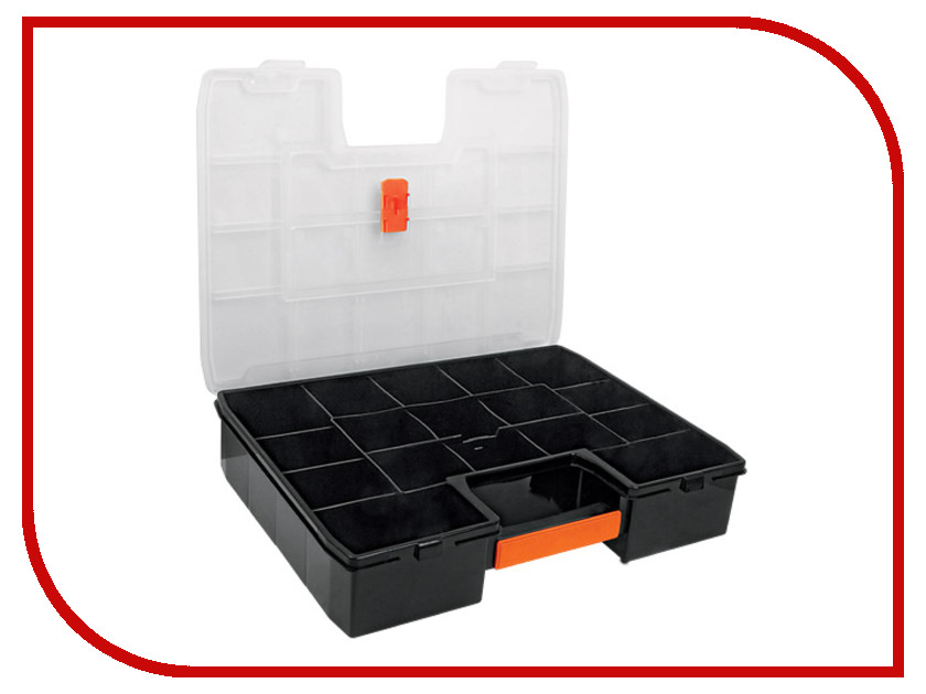 Ящик для инструментов Truper Т-19939 грабли truper r 16mf 17894