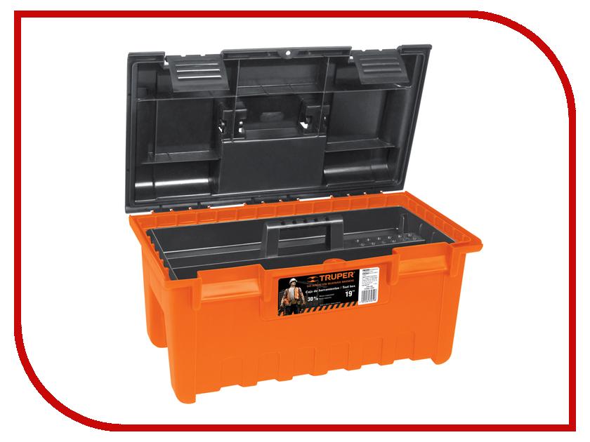 Ящик для инструментов Truper Т-19781 грабли truper r 16mf 17894