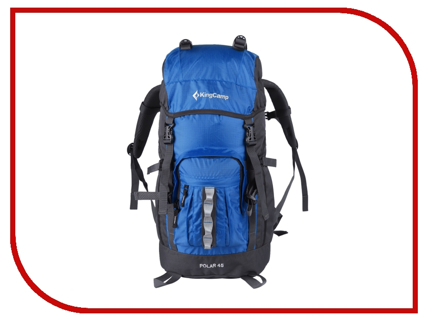 Рюкзак KingCamp Polar 45L Blue