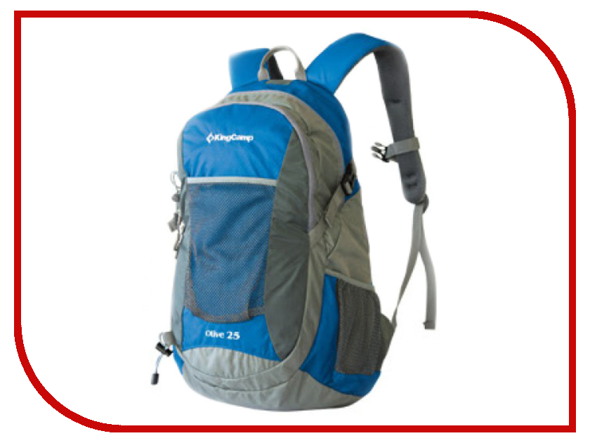 Рюкзак KingCamp Olive 25L Blue
