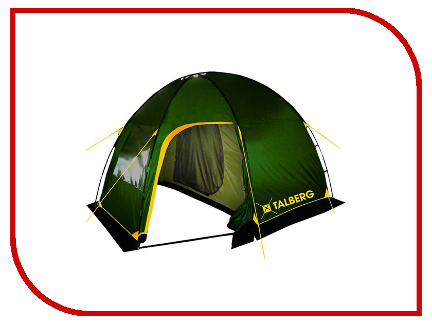 Палатка Talberg Bigless 3 Green the ecology and biology of nephrops norvegicus 64