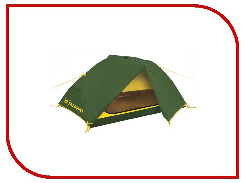 Палатка Talberg Borneo 2 Green