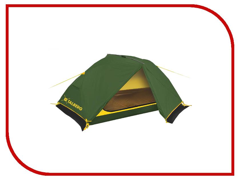 Палатка Talberg Borneo Pro 2 Green