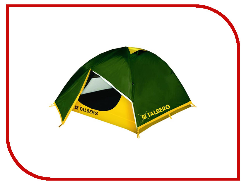 Палатка Talberg Boyard 2 Green палатка talberg boyard 2 green