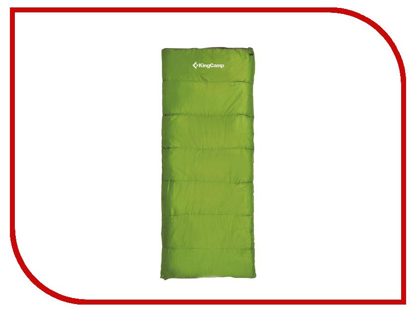 Cпальный мешок KingCamp Oxygen Green cпальный мешок trimm viper 185 r green