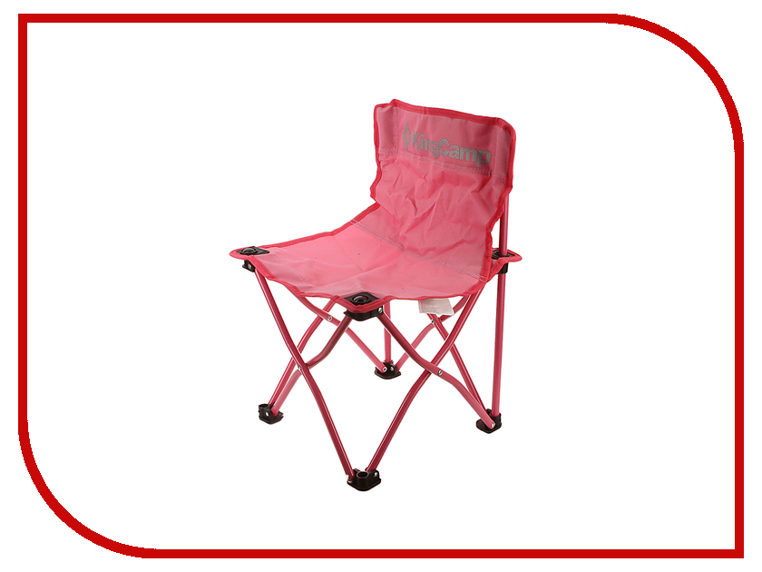 Стул KingCamp Child Action Chair Pink