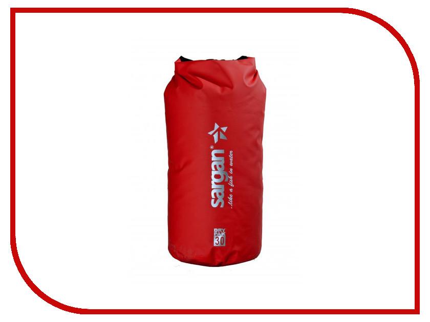 Гермомешок Sargan Турист 30L Red RUS-NE-018