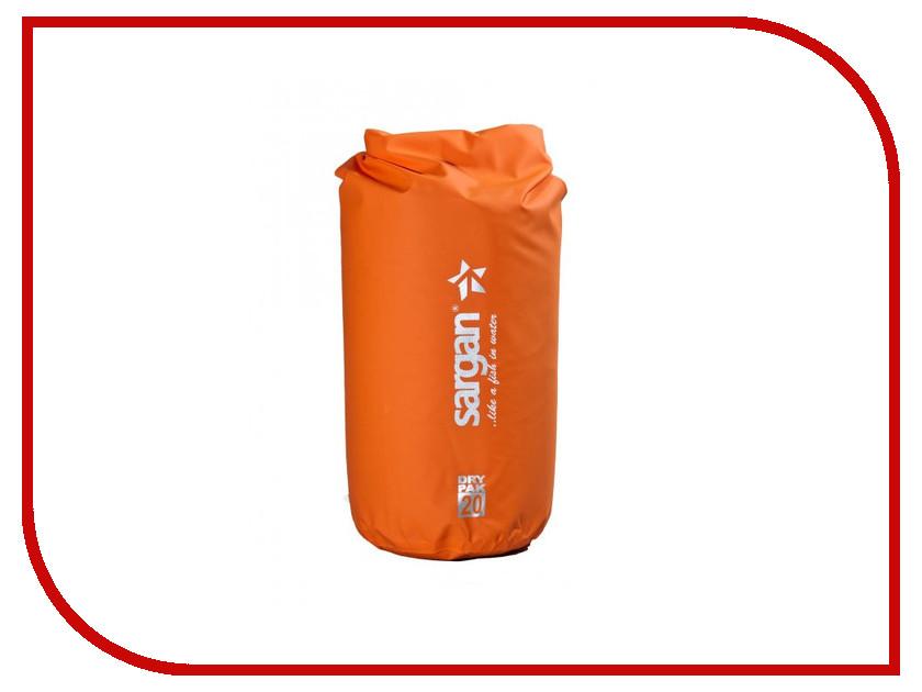 Гермомешок Sargan Турист 20L Orange RUS-NE-022 томск куплю палатку турист полог где