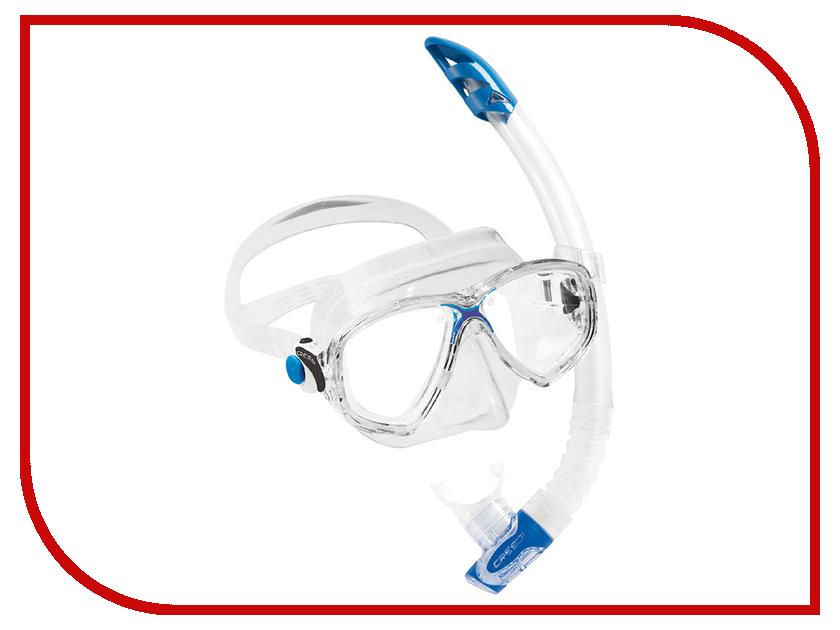 Набор маска + трубка Cressi Marea VIP Marea Gamma DM1000052